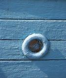 окно шлюпки круглое Стоковые Фотографии RF