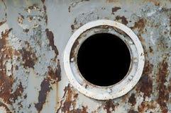 Окно шлюпки Стоковые Фотографии RF