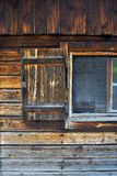окно дома старое Стоковое фото RF