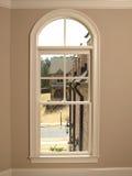 окно 2 сводов роскошное одиночное Стоковые Фотографии RF