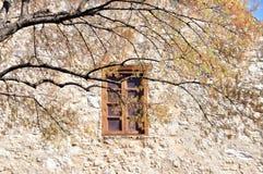 окно alamo Стоковое Фото