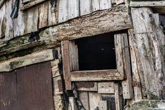 Окно dovecote стоковое фото