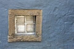 Окно Grunge Стоковая Фотография