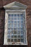 окно harvard кампуса Стоковая Фотография