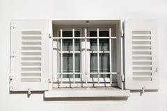 окно jalousie стоковые фото