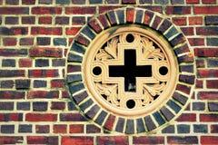 Окно McDevitt епископа Стоковая Фотография
