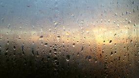 Окно Misted Стоковое Фото