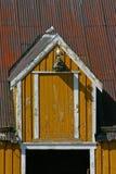 окно nusfjord dormer Стоковое Изображение