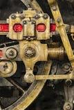 локомотивный поезд пара Стоковое Фото