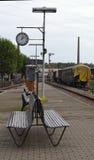локомотивный старый тип Стоковые Фотографии RF
