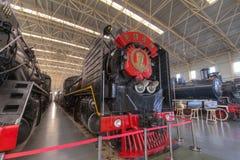 локомотив «Мао Дзе Дуна» Стоковая Фотография