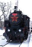 локомотив пара Стоковые Изображения