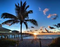 Окончательный восход солнца стоковое изображение rf