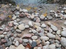 Около от камней Стоковые Фотографии RF