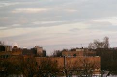 окраины Стоковая Фотография RF