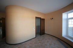 Округленный коридор стоковая фотография rf