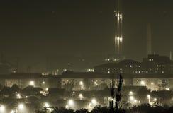 окружающая среда промышленная Стоковая Фотография