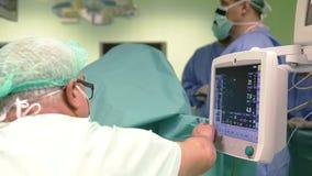 Окружающая среда больницы видеоматериал