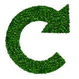 Окружающая среда зеленого цвета серии значков ECO Стоковые Изображения RF