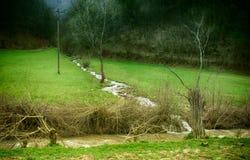 окружающая среда mountaine Стоковое фото RF