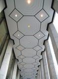 окруженные штендеры потолка мраморные самомоднейшие Стоковое Фото