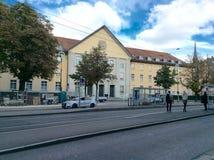 Окружной суд Цюрих, Швейцария Стоковые Фото