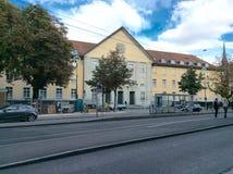Окружной суд Цюрих, Швейцария Стоковые Фотографии RF