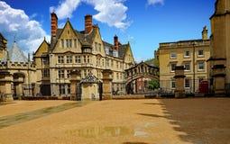 Оксфордский университет Стоковые Изображения