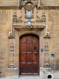 Оксфордский университет, Англия Стоковые Изображения