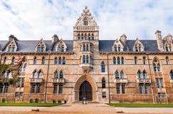 Оксфордский университет церков Христоса Стоковые Изображения
