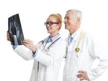 доктора консультации изолировали медицинские серии Стоковые Фото