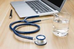 доктор s стола Стоковое Изображение