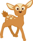 олени младенца Стоковая Фотография RF