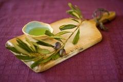 оливка масла Стоковые Фотографии RF