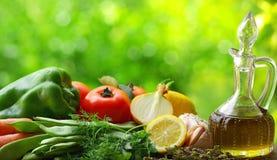 оливка масла condiments Стоковые Изображения
