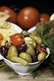 оливка смеси Стоковые Фотографии RF
