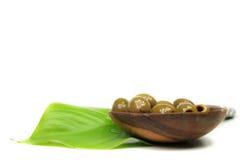 оливка Стоковая Фотография