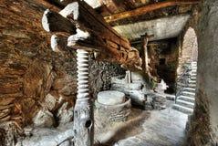 оливка compactor старая Стоковое Фото