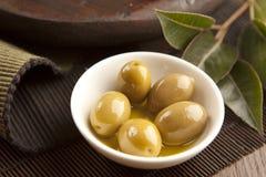 оливки Стоковые Изображения