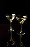 оливки 2 matrinis Стоковые Изображения