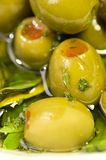 оливки Стоковые Фото