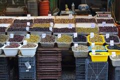 оливки Стоковое Изображение