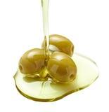 Оливковое масло стоковое изображение