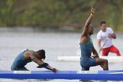 Олимпийские Игры Рио 2016 Стоковое Изображение RF