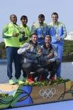 Олимпийские Игры Рио 2016 Стоковое Фото