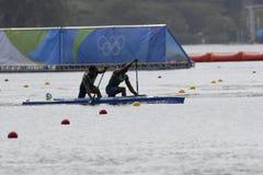 Олимпийские Игры Рио 2016 Стоковое фото RF