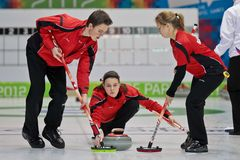 Олимпийские Игры 2012 молодости Стоковое фото RF
