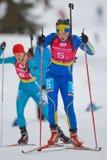 Олимпийские Игры 2012 молодости Стоковое Изображение RF