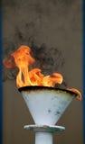 олимпийский факел Стоковое Изображение RF