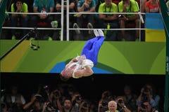 Олимпийское гимнастическое Стоковое фото RF